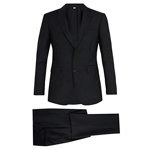 (バーバリー) Burberry メンズ アウター スーツ・ジャケット Soho wool and mohair-blend suit [並行輸入品]