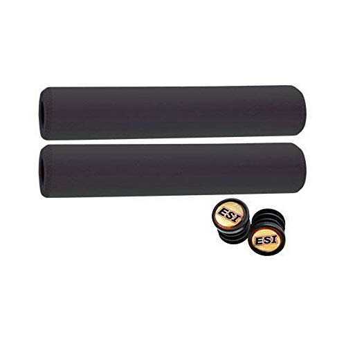 "E.S.I Grips XL 6.75"" Chunky, Grips, 152mm, Black, One Size"