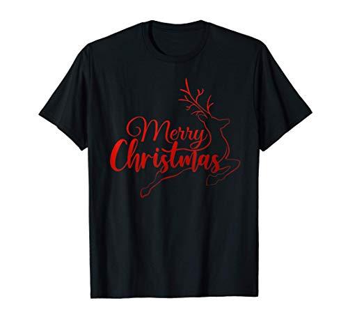 Merry Christmas Team Rudolph - Reindeer T-Shirt
