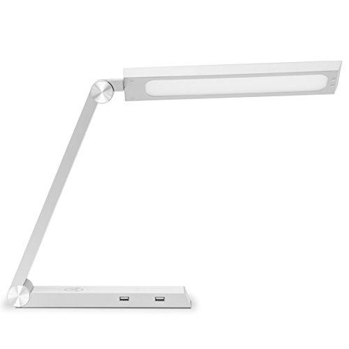 Gastroback lampadine LED, Plastica, integrato, 5W, Argento, 27.5x 6x 32cm