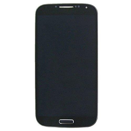 SCHERMOLCDPERSAMSUNG Sostituzione dello Schermo LCD Samsung Display LCD Originale + Touch Panel con Cornice per Galaxy S4 / i9505 (Nero) (Colore : Black)