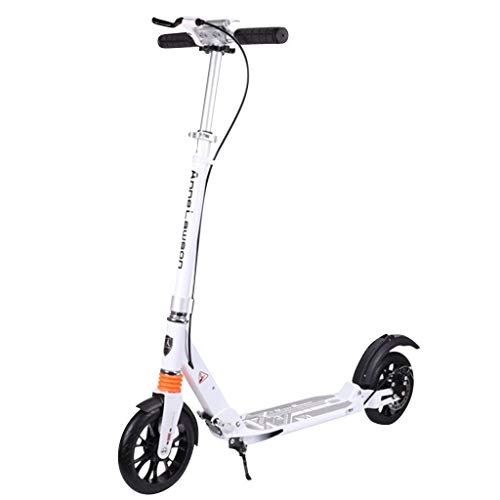 ReooLy Scooter para Adultos Adolescentes Niños Kick Scooter Easy Folding Lightweight Brake