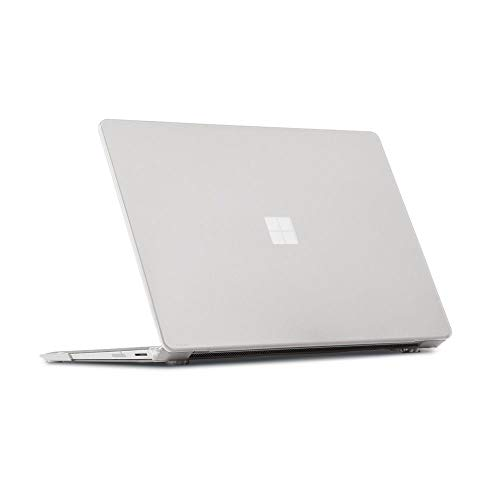 mCover Hartschalen-Schutzhülle für Microsoft Surface Laptop Go (31,5 cm / 12,5 Zoll), mit Touchscreen (nicht kompatibel mit 13.5