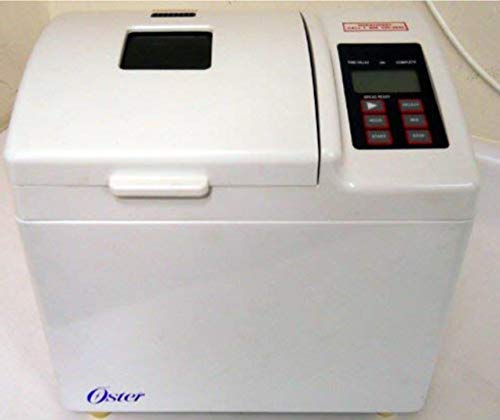 Oster 4811 Automatic Bread Maker w/Time Delay & Multi Function Display