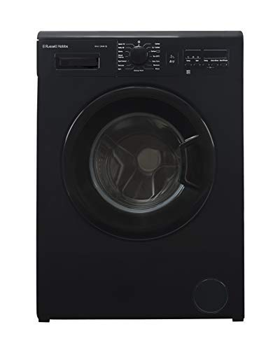 Russell Hobbs RH612WM1B 6kg 1200 rpm Spin A+++ Freestanding Washing Machine - 2 Year Guarantee**
