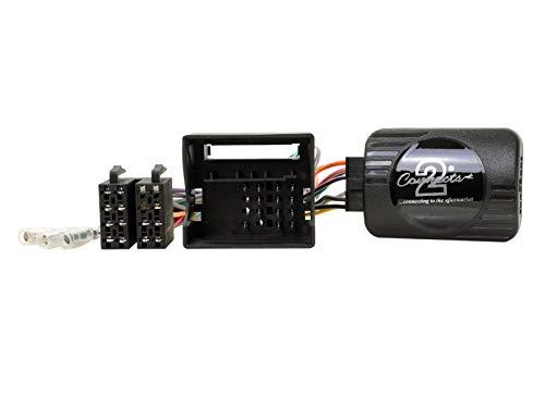 CAN-Bus Lenkradfernbedienungsadapter geeignet für Citroen Berlingo   C2   C3   C4   C5   C8   DS3   Jumpy   FIAT Scudo   Toyota ProAce