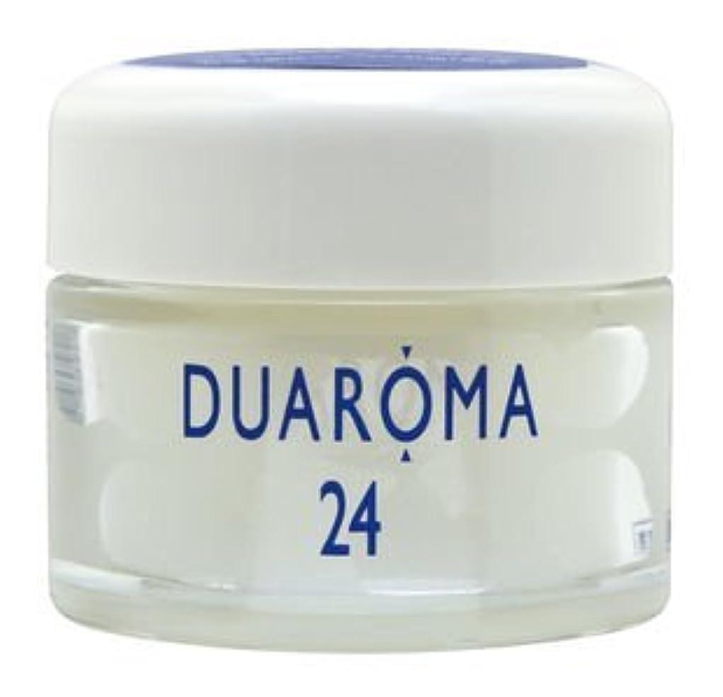 通りスクラッチ正当化するデュアロマ24薬用クリーム40g×8個                   JAN:4969059909213