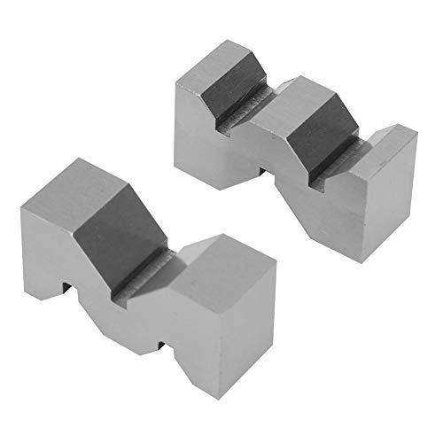 耐久性のある炭素鋼Vブロック、MタイプVブロック、測定アクセサリ測定デバイス用