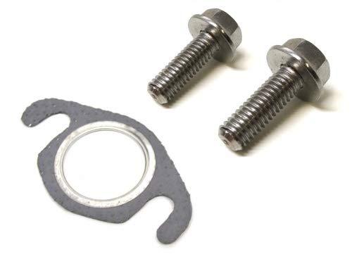 Auspuff Dichtung Schrauben Set Kit für Roller/Scooter Yamaha, MBK, CPI, Keeway