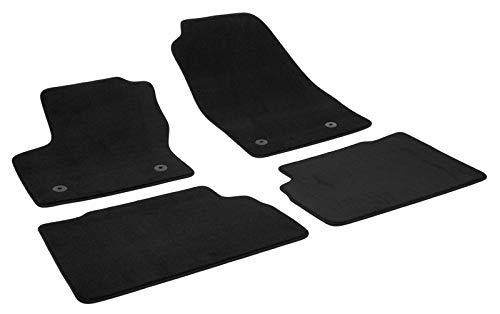 AZUGA Premium Velours Fußmatten fahrzeugspezifisch AZ14000142