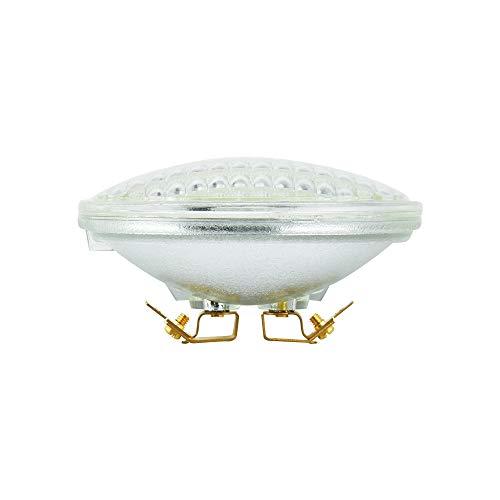 PAR36 Waterproof LED 12V, 9W G53 Outdoor Flood Light Bulb, 50W Halogen Landscape Bulb Replacement, Low Voltage 12V Landscape Spot Lighting Multipurpose PAR36 LED Tractor Light