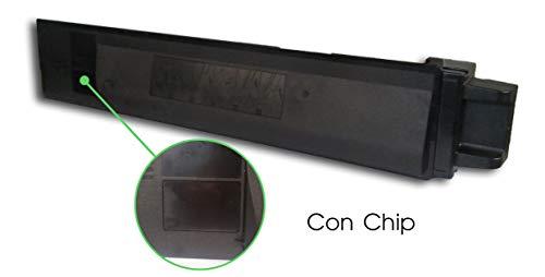 Tóner TK-8315K (1T02MV0NL0) Negro Compatible con impresoras Kyocera TASKalfa 2550ci. Maxima Calidad al Mejor Precio!