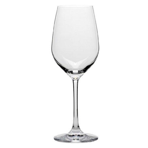 DEGRENNE - Domaine Lot de 6 verres à vin rouge 37 cl - Transparent