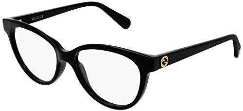 Gucci Brillen GG0373O BLACK Damenbrillen