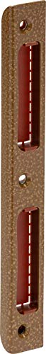 ABUS 62190 WSB 170 LR G KU Schließblech, Gold