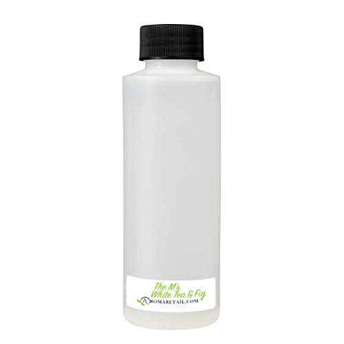 Scentcerely White Tea & Fig Fragrance Oil Experienced at M Resort Las Vegas, 4 oz Refill for Aroma Diffusion Machine