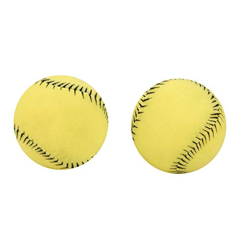 Baseball Toy Set, 4PCS Glove Magic Paste Design Sports Baseball Toys Soft Baseball Bat Ball Glove Set Great for a Birthday for a Child