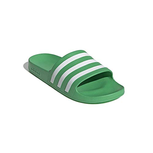 adidas Comfort Adilette - Chanclas, color Verde, talla 46 EU