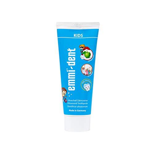 emmi®-dent Zahnpasta für Ultraschallzahnbürsten – Kids – für Kinder, mit Sogwirkung, 75 ml (1 Stück)