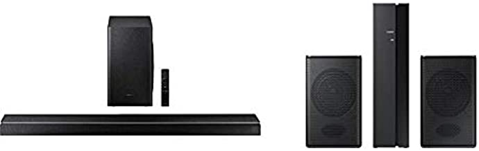 Samsung HW-Q60T 5.1ch Soundbar with 3D Surround Sound and Acoustic Beam (2020) with Samsung SWA-8500S 2.0 Speaker System