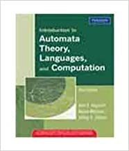 Introduction to Automata Theory, Languages, and Computation- International Edition