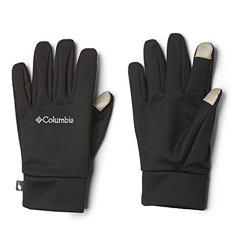 Columbia Unisex Omni-Heat Touch Glove Liner, Black ,Large