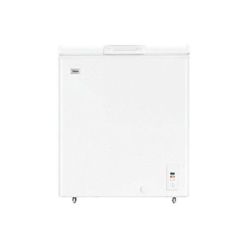 ハイアールチェスト式冷凍庫(145L)JF-NC145F-Wホワイト