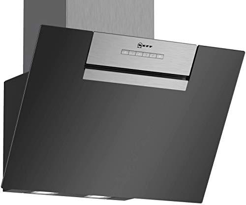 Neff D65IEE1S0 Dunstabzugshaube N30 / 60cm / Abluft oder Umluft / Energieeffizienz B / Edelstahl