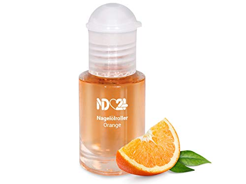 Nagel Öl Roller Orange - 6ml
