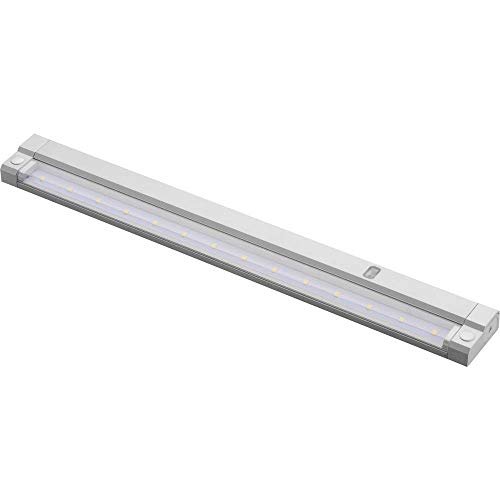 MEGATRON MT70131 Unta LED verzonken lamp met bewegingsmelder EEK: LED (A++ - E) 5W warm wit zilver