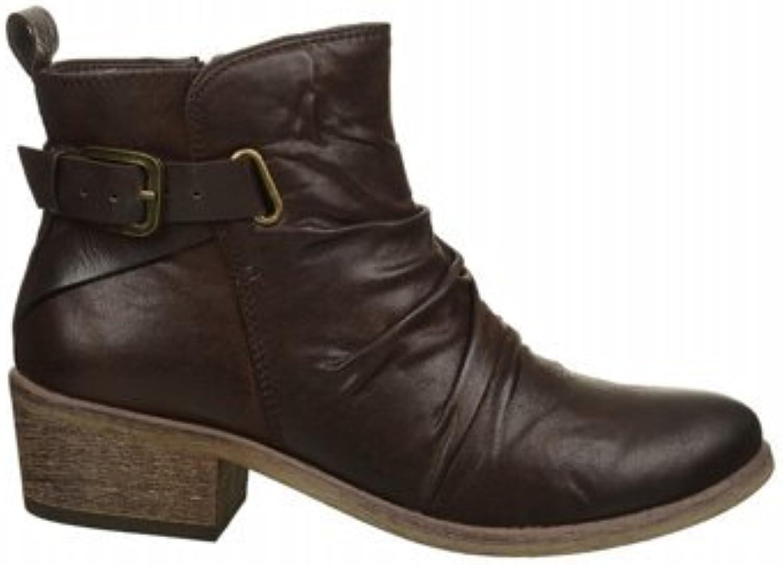 BareTraps Pennie Women's Boots Dark Brown Size 7.5 M (BT22214)