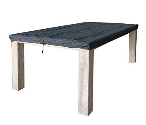 QUICK STAR Tischplattenhülle 200x100cm Schutzhülle wasserdicht