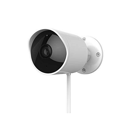 Cámara de Seguridad for Exteriores, protección de cámara IP WiFi 1080P, cámara IP inalámbrica for Exteriores, Ranura SD de 32GB, visión Nocturna, detección de Movimiento, aplicación iOS Android