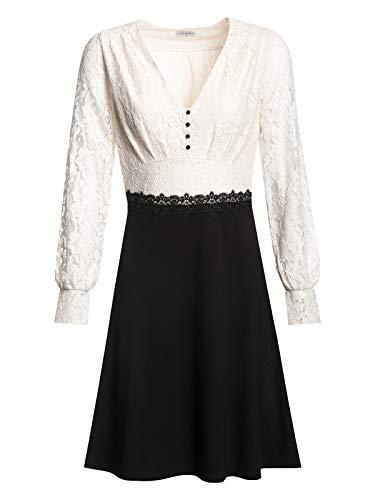Vive Maria Gigi Lace Damen A-Linien-Kleid, Größe:S