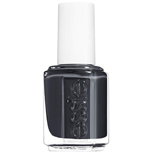 Essie Pintauñas Gris Carbón, Tono 612 On Mute - 13.5 ml