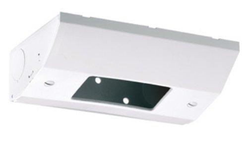 Bryant Electric RU270W tradeSELECT Under Cabinet/Counter Power Distribution Box, GFCI Fit, White Nylon