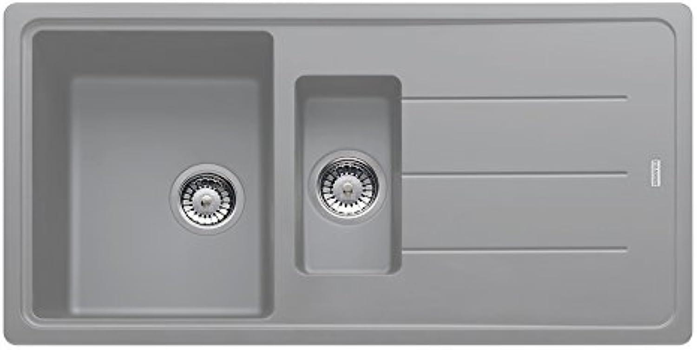 Franke BFG 651-114.0365.429 Küchenspüle Basis, Mokkafarben, 4 Stück