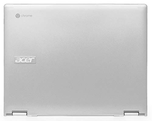 mCover Hard Shell Case for 2018/2019 Acer Chromebook Spin 13 CP713-1WN Series (NOT Compatible with All Other Acer Chromebooks) (Clear)