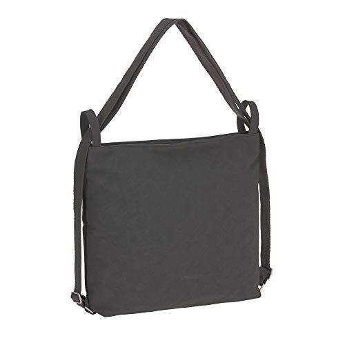 LÄSSIG Baby Wickeltasche inkl. Accessoires/Tender Conversion Bag anthracite