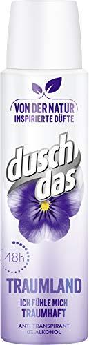Duschdas Deo Spray Traumland , 3er Pack (3 x 150 ml)