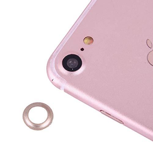 XUAILI Webcam afdekking achtercamera lens beschermer met naald, voor iPhone 7, goud
