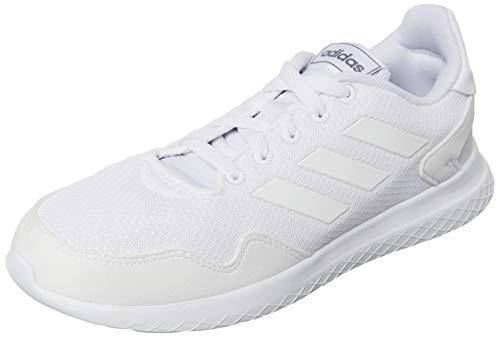adidas Jungen Laufschuhe ARCHIVO K Weiß 38 2/3 EU