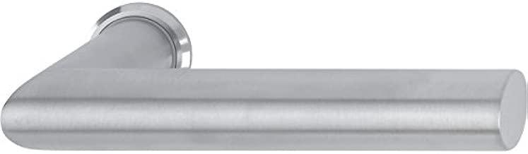2811122 anodizado HOPPE picaporte Stockholm y rosetas de inodoro