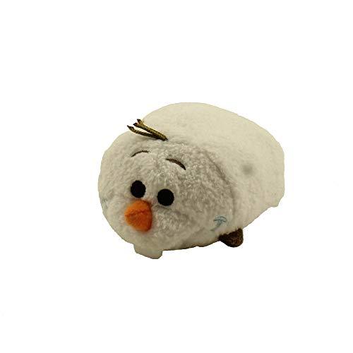 Disney Olaf 'Tsum Tsum' Plush - Frozen - Mini - 3 1/2' L,White, Orange, Black, Blue, Brown