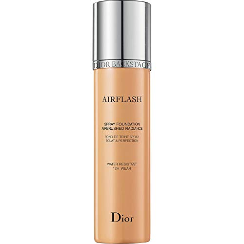 Dior Backstage Airflash Spray Foundation 303 Apricot Beige (Light to medium: warm peach undertone) 2.3 oz