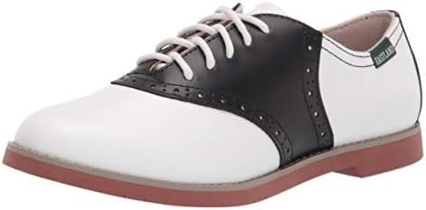 Eastland Women s Sadie Oxford Black White 7 5 M US product image