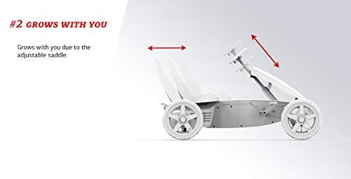 BERG Kettcar Pedal-Gokart Jeep-Design - 5