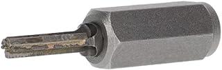 PRODIAMANT Hårdmetall fogfräs 6 mm för vinkelslip med M14-gänga