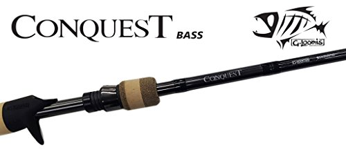 G LOOMIS Conquest 842S Spin Jig Rod 7'0'' M...