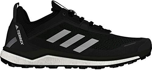 adidas Herren Terrex Agravic Flow Cross-Trainer, Mehrfarbig (Negbás/Gridos/Grisei 000), 43 1/3 EU